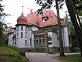 Jagniątków-Dom Hauptmanna.JPG