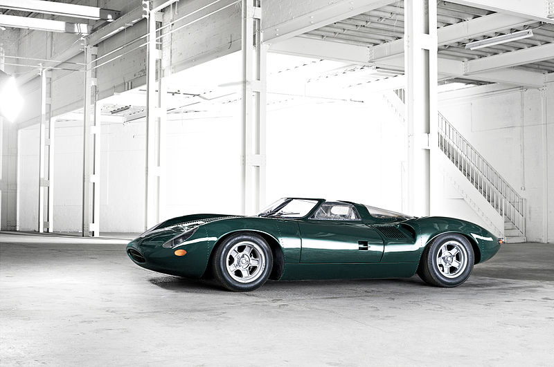 File:Jaguar's 'Perfect Ten' - Most important and iconic Jaguar cars (15134343316).jpg