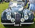 Jaguar XK120 Drophead (1953) (34308574770).jpg