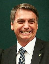 Jair Messias Bolsonaro e Eduardo Bolsonaro (cropped)