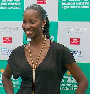 Jamelia - Jamelia in 2007