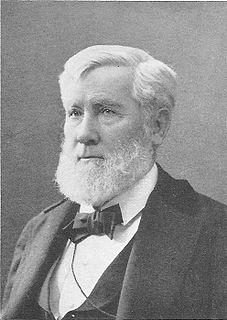 American railroad executive and politician
