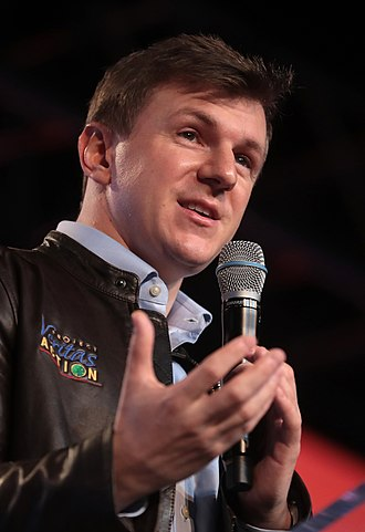 James O'Keefe - O'Keefe in 2018