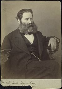 James Russell Lowell fényképe