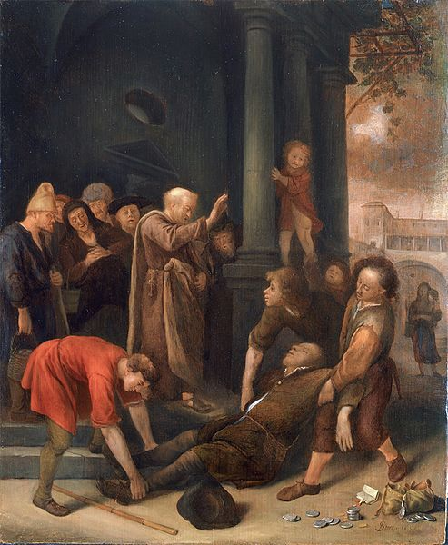 File:Jan Steen - The Death of Ananias - Mathiesen Gallery.jpg