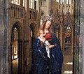 Jan van eyck, madonna in una chiesa, 1440 ca. 03.JPG