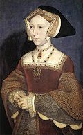 Jane Seymour would become Henry's third wife.