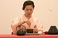 Japanese tea ceremony 20100502 Japan Matsuri 08.jpg