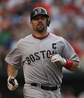1993 College Baseball All-America Team - Jason Varitek has caught a Major League Baseball record 4 no-hitters.