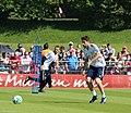 Javi Martinez Training 2018-05-08 FC Bayern Muenchen-1.jpg