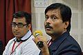 Jayanta Nath - Open Discussion - Collaboration among Bengali Language Wikipedians of Bangladesh and West Bengal - Bengali Wikipedia 10th Anniversary Celebration - Jadavpur University - Kolkata 2015-01-09 3013.JPG