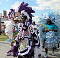Jazz Fest - New Orleans 2012 Mardi Gras Indian Parade.jpg