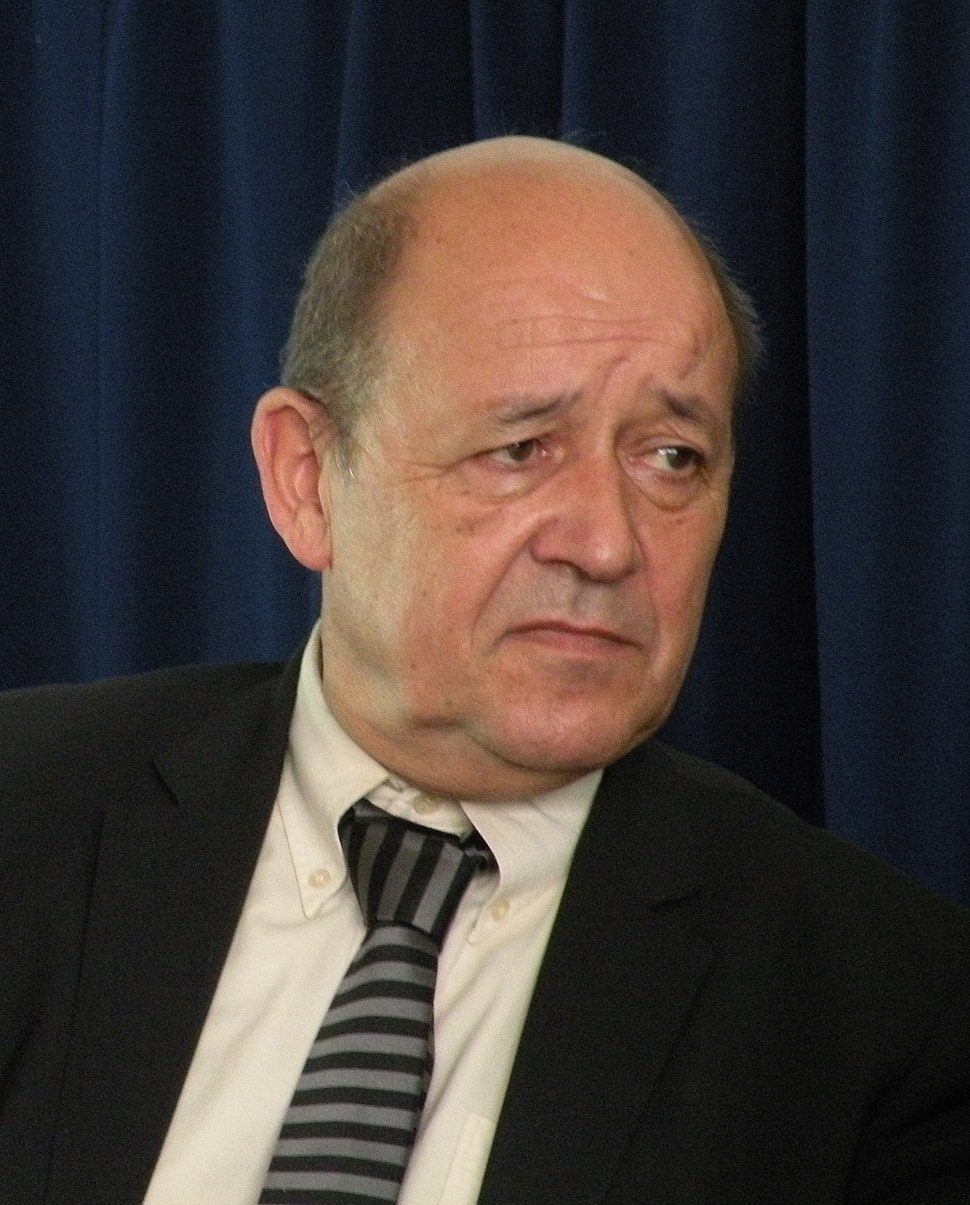 Jean-Yves Le Drian 2011 cropped