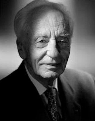 Jean Dausset - Dausset in 2005