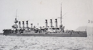 Броненосный крейсер жанна д арк