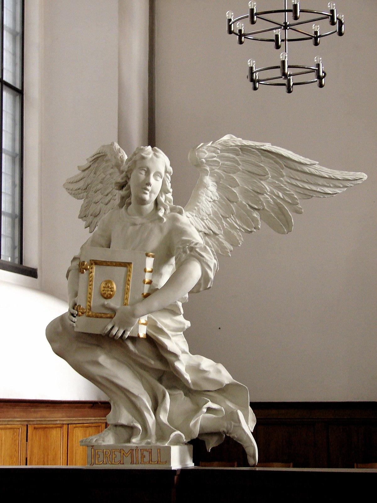 jerahmeel  archangel