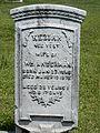 Jerusalem Lutheran Cemetery, Sellersville, BucksCo PA 03.JPG