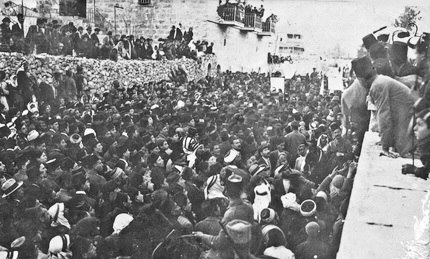Jerusalem protests, 1920