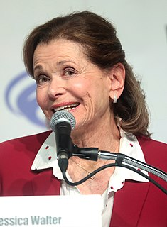 Jessica Walter American actress
