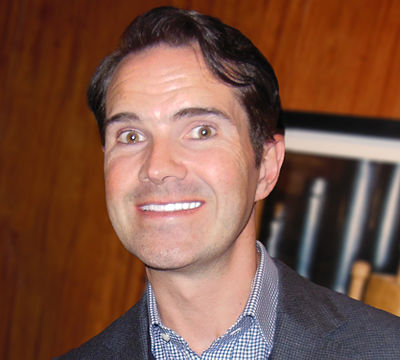 Picture of a TV show: Jimmy Carr: Telling Jokes