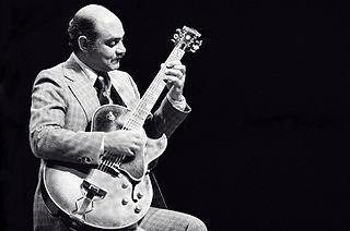 Joe Pass American musician