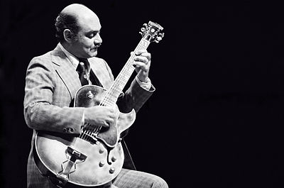 Picture of a band or musician: Joe Pass