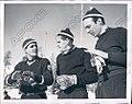 Joe Perrault, Erik Elmsäter and Sven Israelsson 1948.jpg