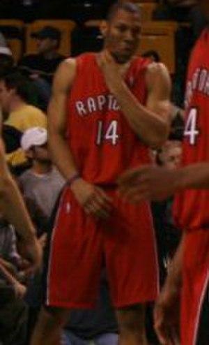 Joey Graham - Joey Graham with the Toronto Raptors in 2007.