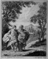 Johann Adolph Hasse - Alcide al bivio - image from the libretto - Vienna 1760.png
