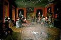 Johann Valentin Tischbein, Das große Familienstück, c1745.jpg