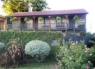 Johann and Anna Heidgen House United States historic place