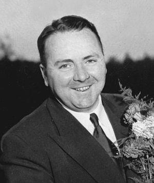 John Larsen - John Larsen in 1952