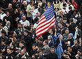 John Paul II funeral American flag.jpg