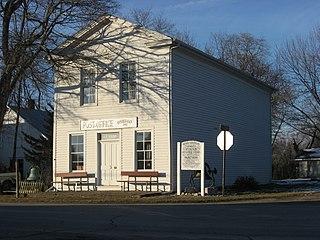Oswego, Indiana Unincorporated community in Indiana, United States