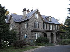 John Welsh House - Image: John Welsh House, Wyndmoor PA 01
