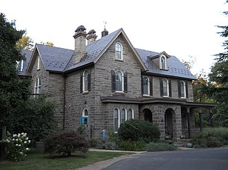 John Welsh House - Image: John Welsh House, Wyndmoor PA 01