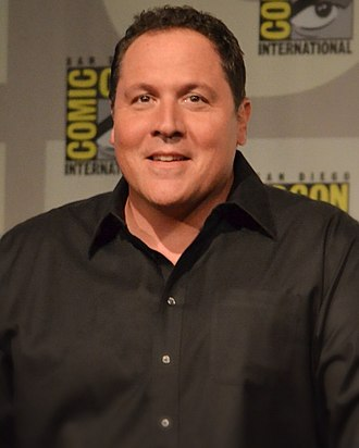 Jon Favreau - Favreau at the 2012 San Diego Comic-Con International