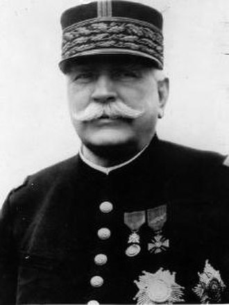 Chief of the Defence Staff (France) - Image: Joseph Joffre