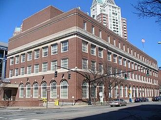The Providence Journal - Image: Journal Building, Providence, RI