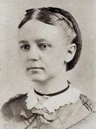 Julia Addington - Julia C. Addington - image published in 1911