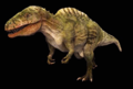 Julian Johnson Mortimer - Acrocanthosaurus 5.png