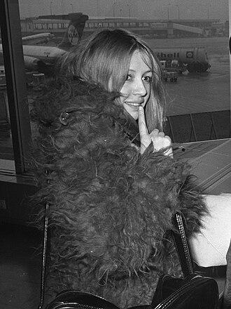 Juliet Berto - Berto in 1972