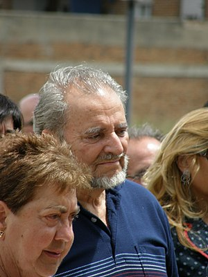 United Left (Spain) - Julio Anguita, general coordinator of United Left from 1989 to 1999.