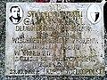 Junikowo Cemetery, Poznan, tomb (Stanislaw Galasinski).jpg