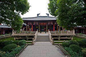 Dharma Hall - Image: KAM 7332 (6469404627)