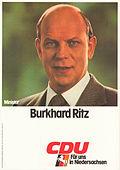 Burkhard Ritz