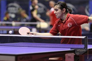 Neslihan Kavas Turkish para table tennis player