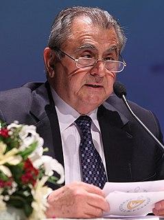 İrsen Küçük former Prime Minister of Northern Cyprus