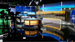 KSBW - KSBW's new set from July 2016
