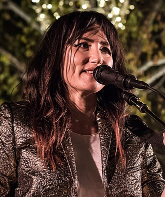 KT Tunstall - Tunstall performing live for KCRW in 2016.